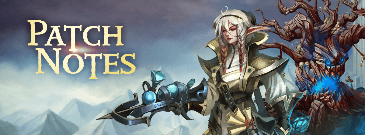 [6/14/2019] – Patch notes 1.4.0
